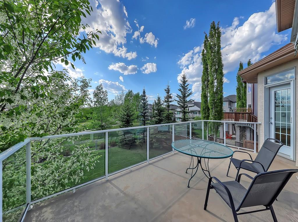 Strathcona Park Calgary real estate listing westsidesold.com balcony views